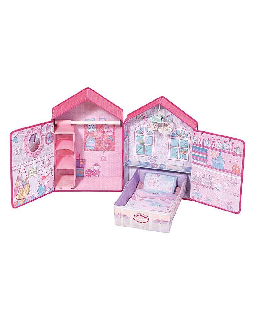 Baby Annabell Bedroom | Baby, Baby dolls, Baby born