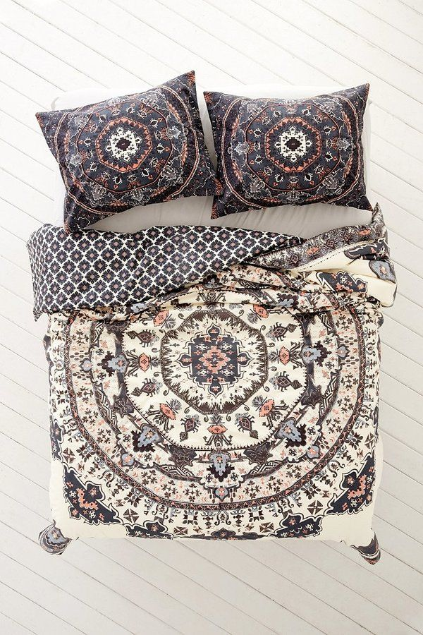 Shop For Yaella Medallion Duvet Cover By Magical Thinking At