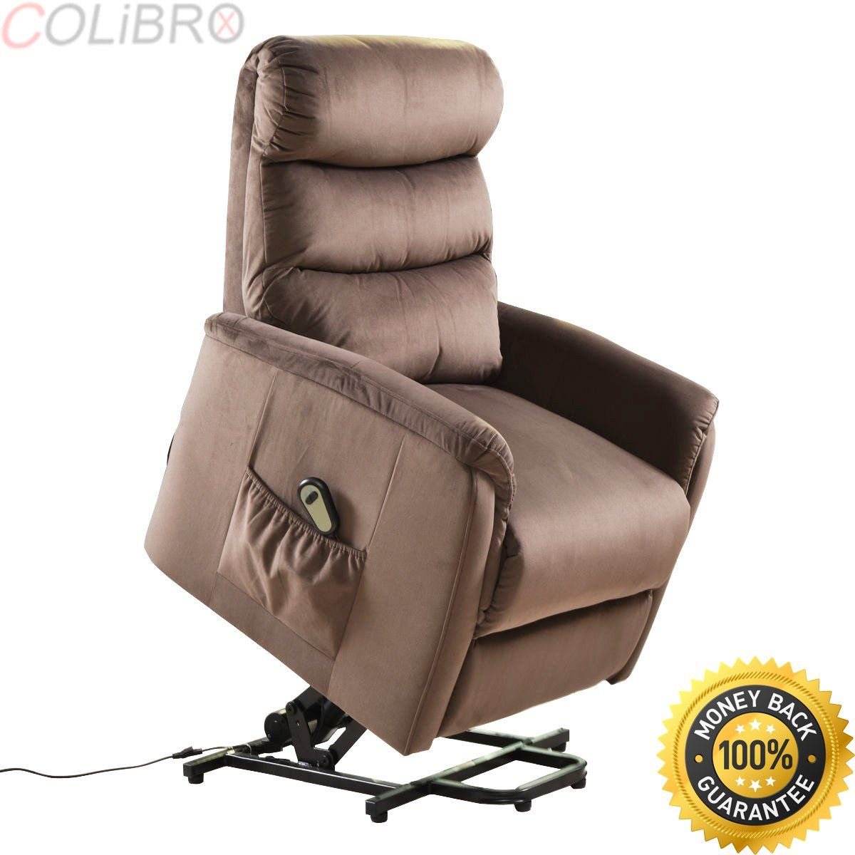 COLIBROXElectric Lift Chair Recliner Reclining Chair