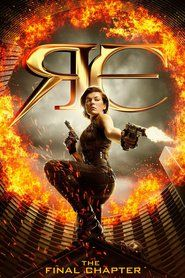 Resident Evil The Final Chapter Con Immagini Milla Jovovich