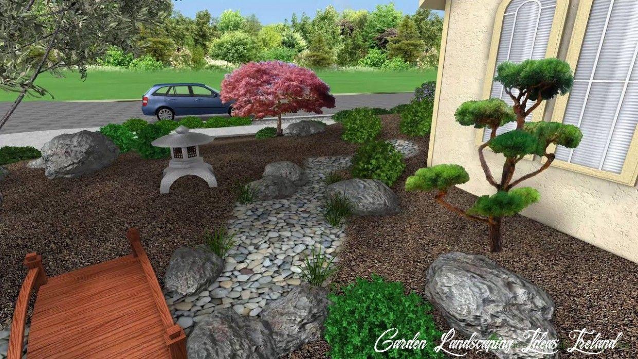 10 Garden Landscaping Ideas Ireland In 2020 Garden Landscape Design Japanese Garden Landscape Front Yard Landscaping Design