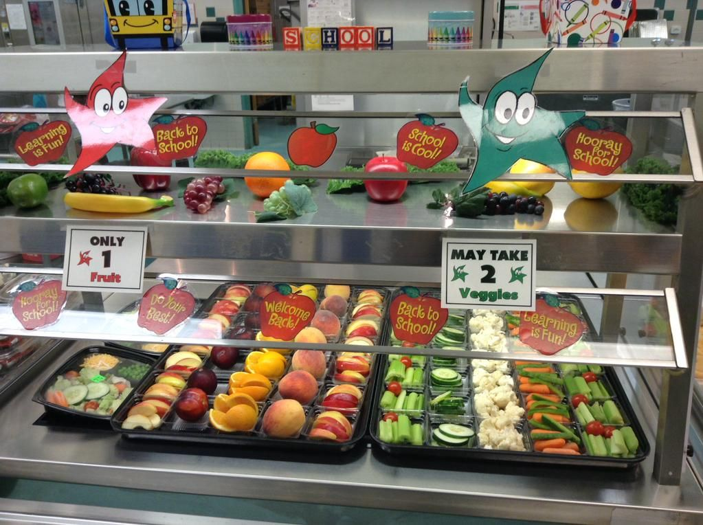 FCPS Energy Zone on Cafeteria food, Cottage cheese