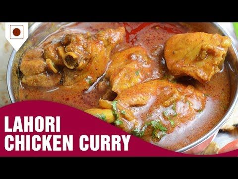 51 How To Make Lahori Chicken Curry
