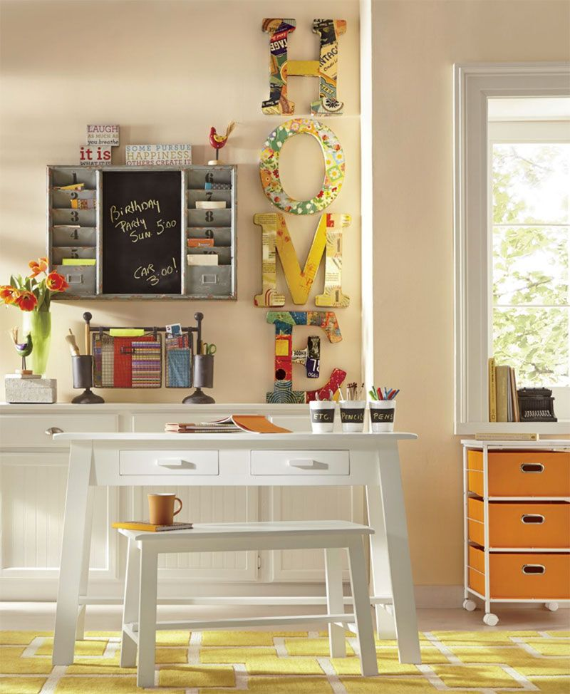 craft the perfect craft room craft room home decor on beautiful home desk organization ideas make comfortable what it will do for you id=16209