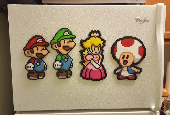Princess Peach Mario And Luigi Sprite