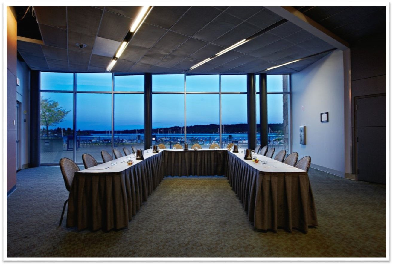 The Oyster Bay Room At Kitsap Conference Center Is Perfect