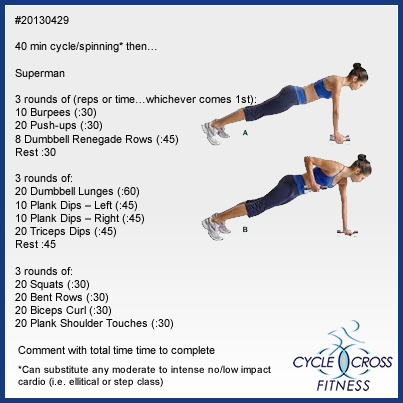 Workout Of The Day Love And Primal Travel Workout Workout Programs Paleo Workout