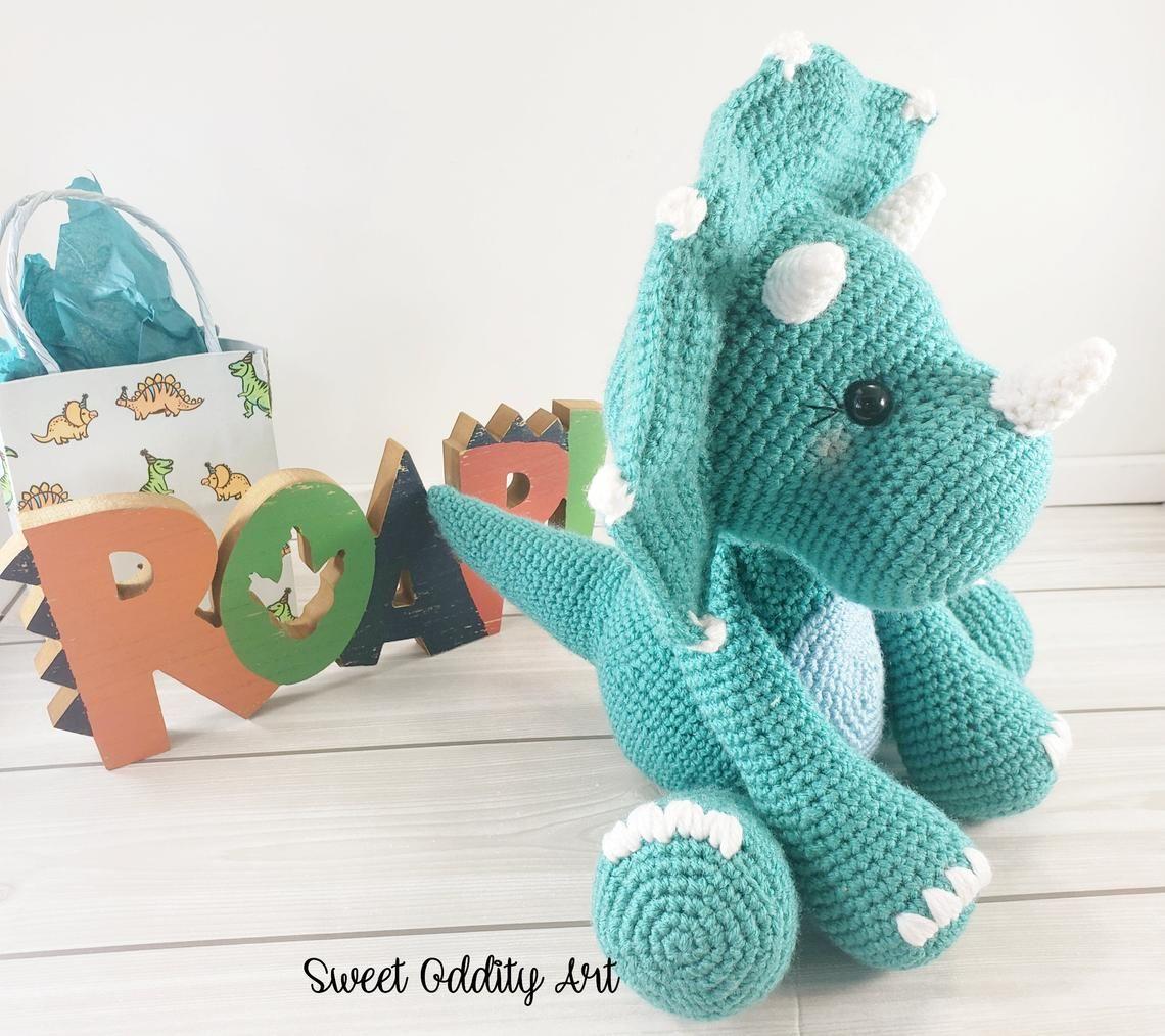 Baby Knitting Patterns Amigurumi Dinosaur Free Pattern... | 1014x1140