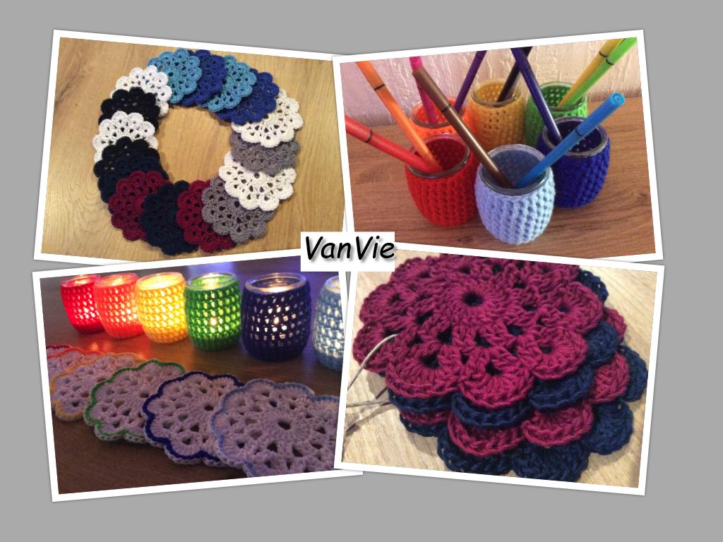 Aan De Haak Voor Het Goede Doel Vanvie Haken Crochet