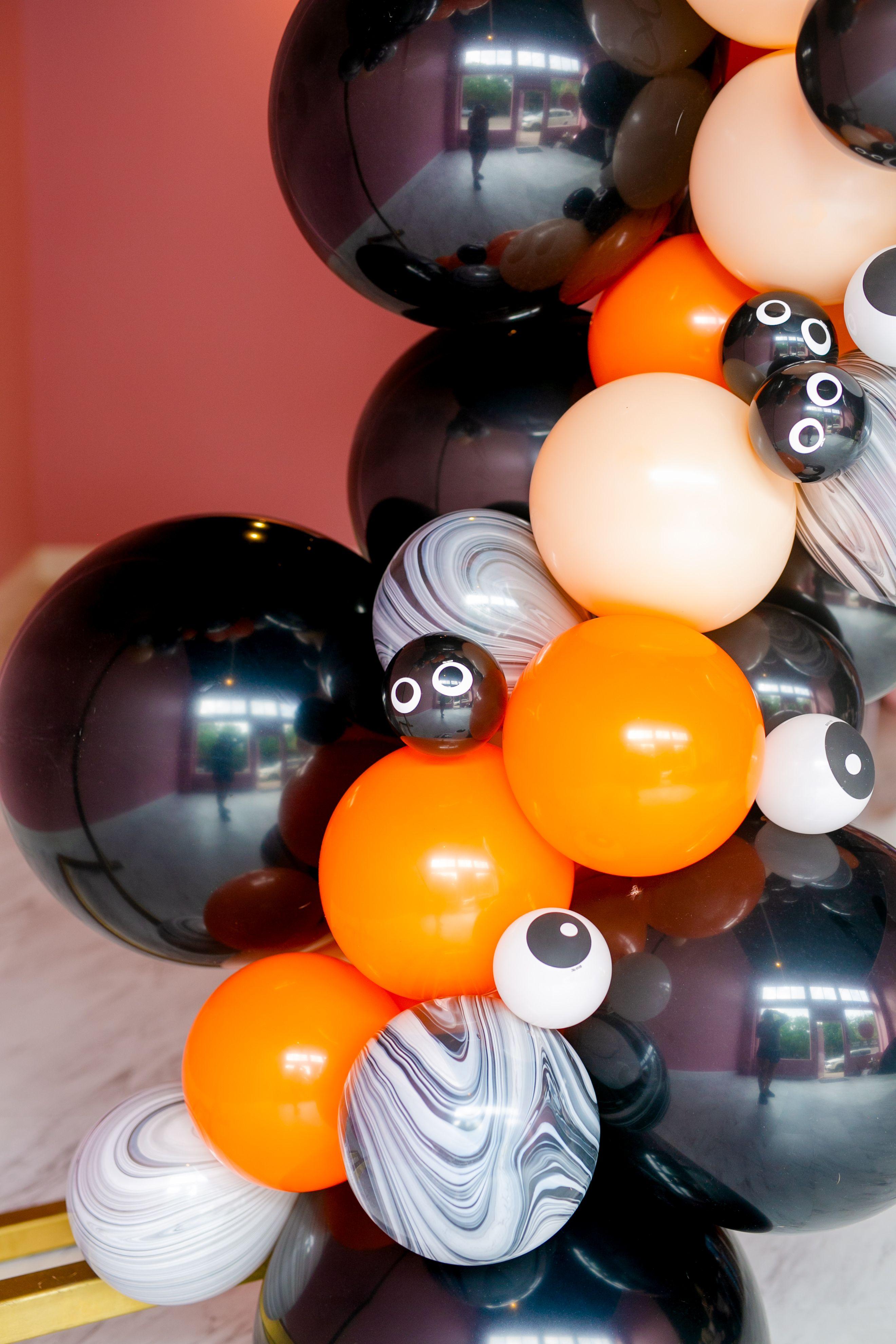 100 That Witch DIY Halloween Balloon Garland Kit in 2020