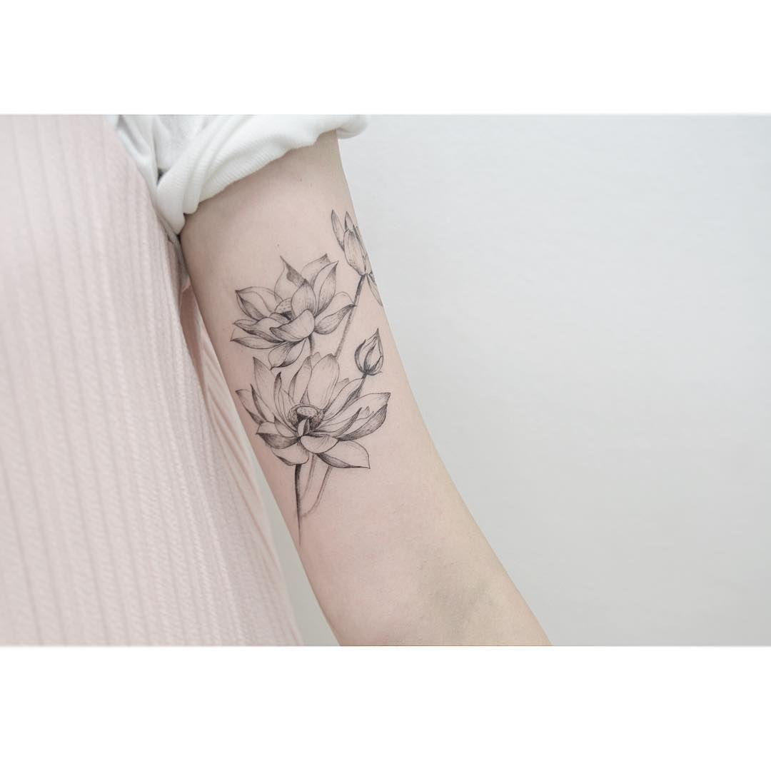 Lotus tattooistbanul tattoo tattooing flower flowertattoo tattooistbanul tattoo tattooing flower flowertattoo lotus izmirmasajfo