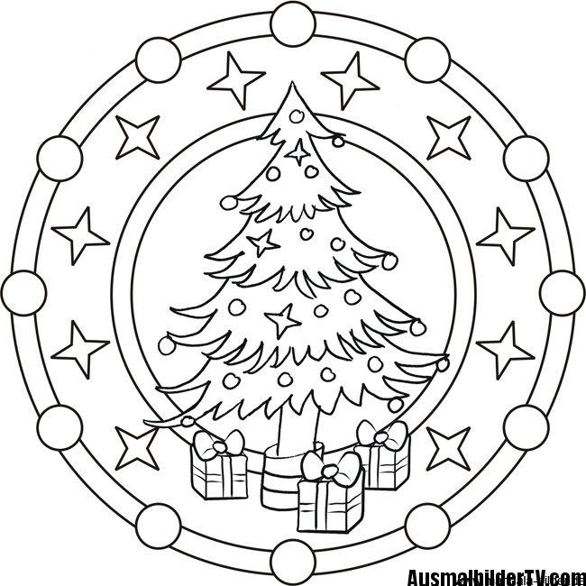 Ausmalbilder Weihnachten Engel Colour For Christmas Christmas