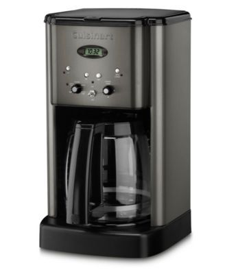 Cuisinart Dcc 1200 Brew Central 12 Cup Programmable Coffeemaker Reviews Coffee Makers Kitchen Macy S Coffee Maker Cuisinart Coffee