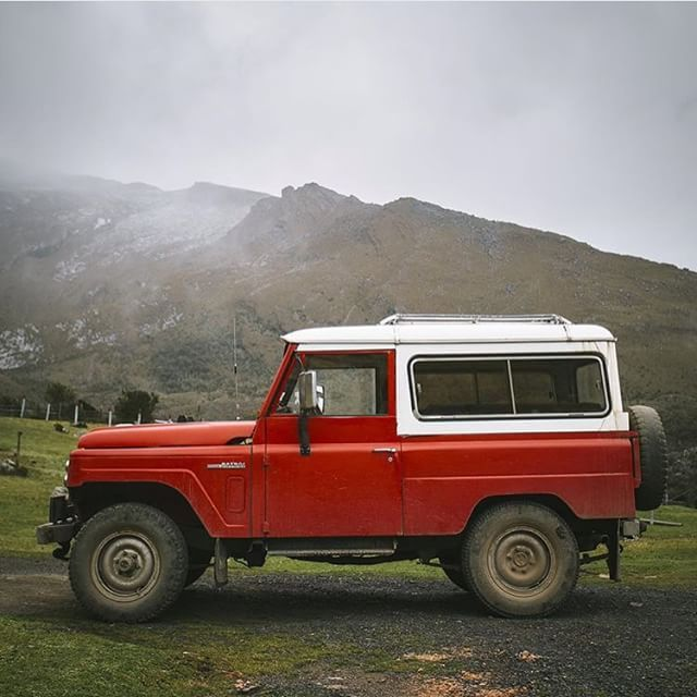 Nissan Patrol? Yes Please!  @desktoglory by americanadventurist