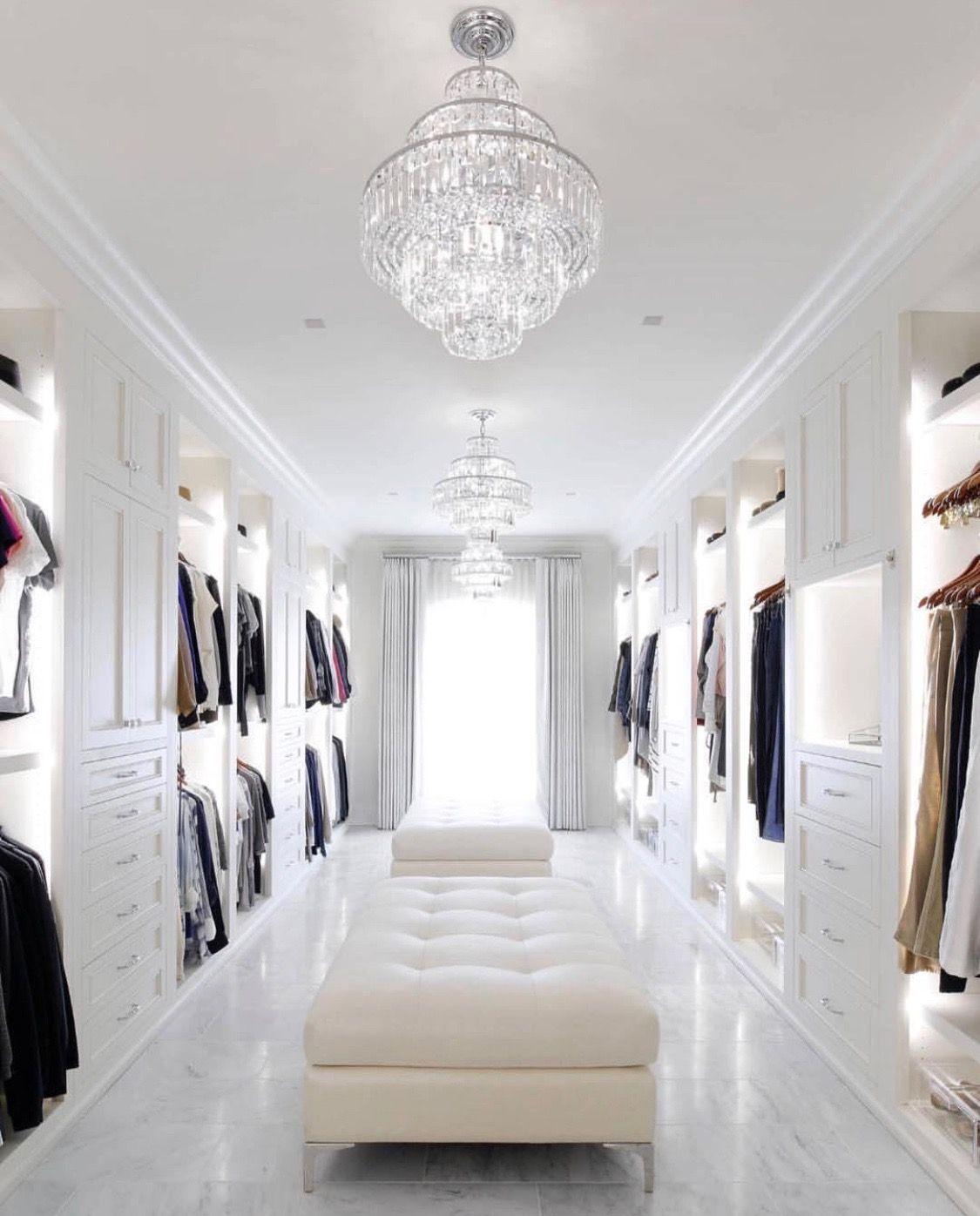 Walk In Closet Large Wardrobe Big Closets Luxury Master