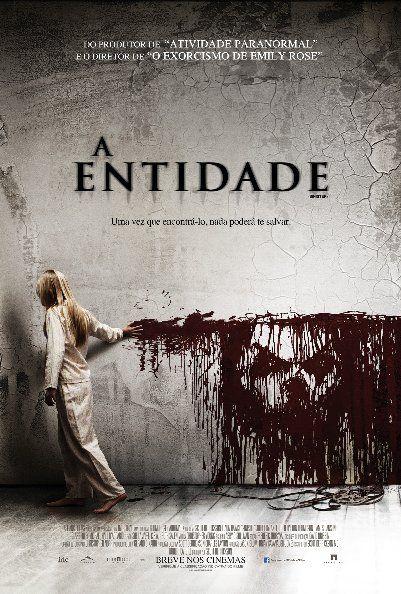A Entidade Online Hd Dublado Filmes De Terror Cartazes De