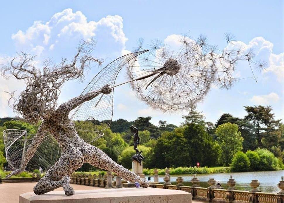 Las 25 esculturas y estatuas más creativas - Por el Amor del Art-E