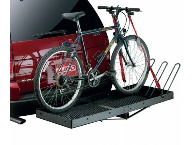 Lund Hitch Carrier Accessories Bike Bike Rack Bicycle