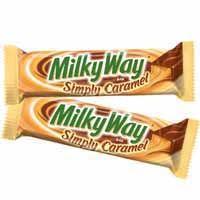 $1.00 off MILKY WAY® Brand Singles Bars (1.76 oz - 2.05 oz.)