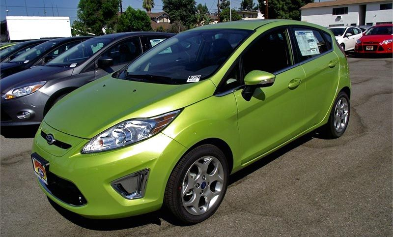Ford Fiesta 2013 Cheap New Efficient Car Under 15000 Brief