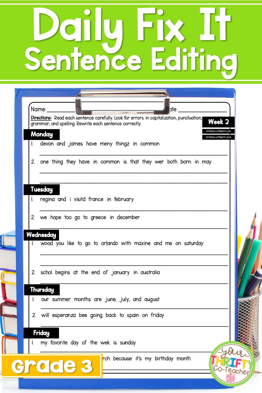 hight resolution of Pin on Elementary Grammar Teaching Ideas