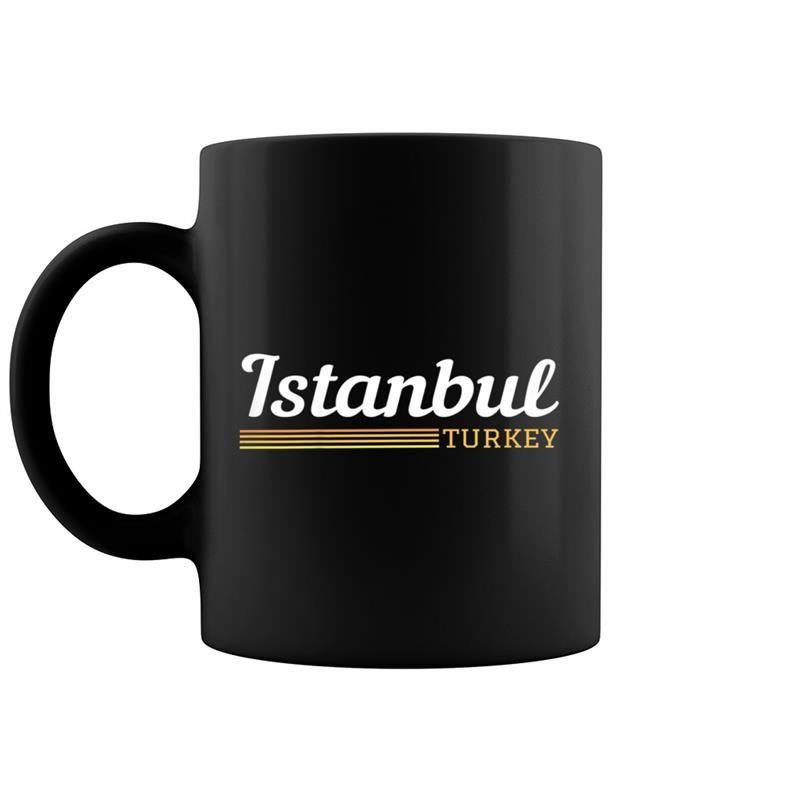 Istanbul Turkey Coffee Mug 11 Oz #nationalcoffeedayideas