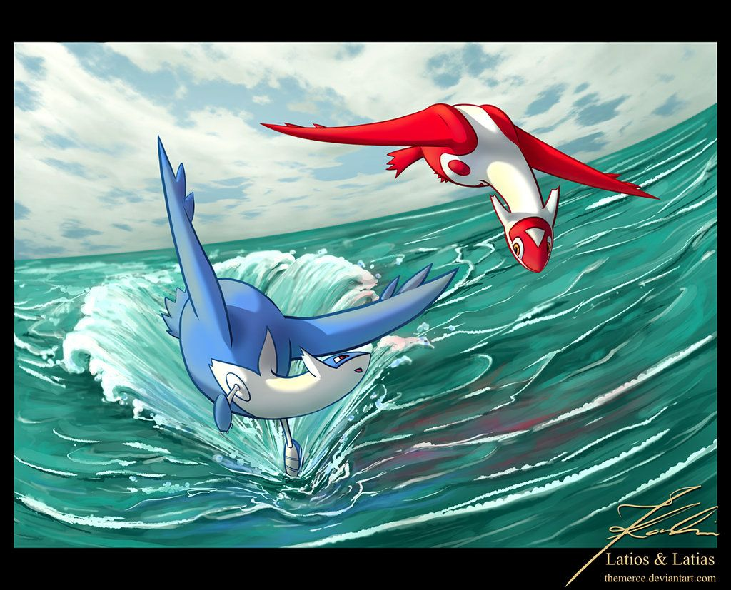latios how to catch ruby