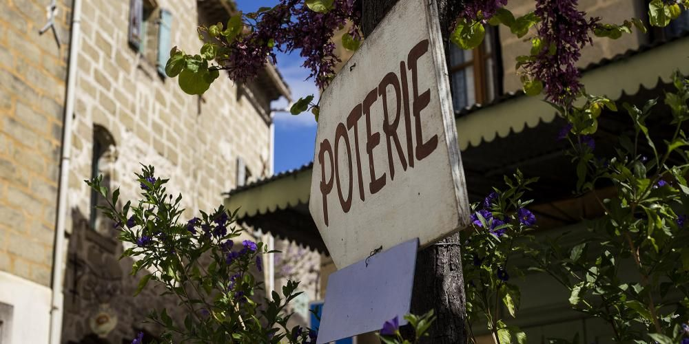St Quentin La Poterie Potiers C Christine Refalo Mediterranean Pottery Saint Quentin World Heritage