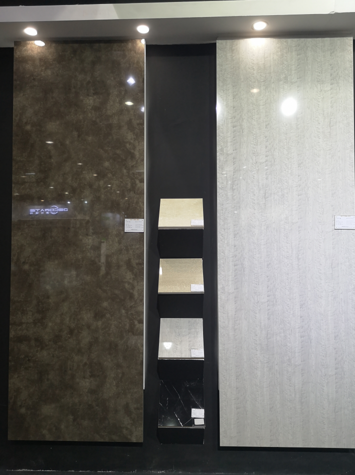 Setting Marble Color Uv Board Is Coating High Glossy Uv Lacquer On Marble Design Melamine Board Whiich Creat The Fashion Lo Marble Design Particle Board Marble
