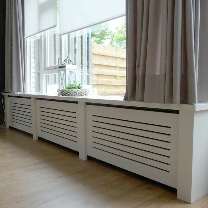 voyez les meilleurs design de cache radiateur en photos radiators salons and banquettes. Black Bedroom Furniture Sets. Home Design Ideas