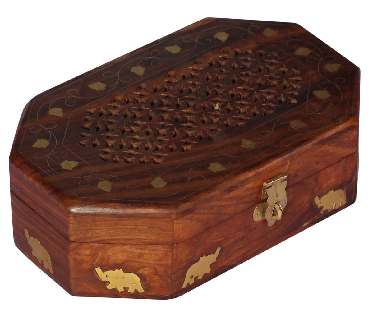 Decorative Keepsake Box Bulk Wholesale Handmade Wooden Jewelry Box  Storage Box  Trinket