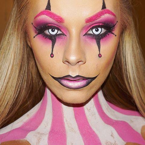 Instagram Post by JadeDeacon (@jadedeacon) Halloween ideas - clown ideas for halloween