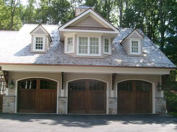 Traditional Home Arched Garage Doors Design, Pictures, Remodel, Decor and Ideas - page 4