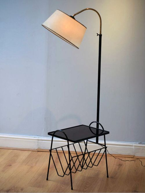 Great Little Combo Lamp Side Table Side Table Lamps I Like Lamp