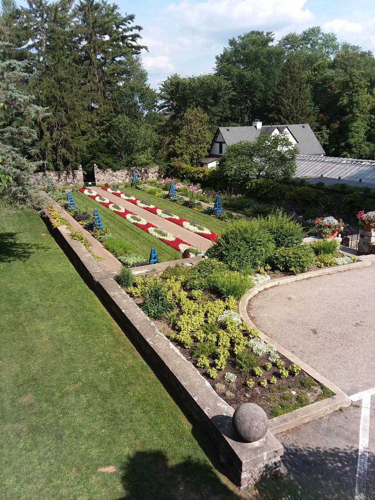 Cranbrook House and Gardens | 1 Michigan | Pinterest