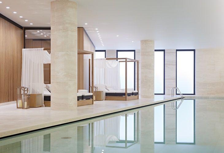 One Kensington Gardens por Taylor Howes is part of Indoor garden Luxury - Projetado por David Chipperfield o luxuoso edifício  One Kensington Gardens  em Londres, têm 97 apartamentos, quatro decorados por Taylor Howes  Karen Howes