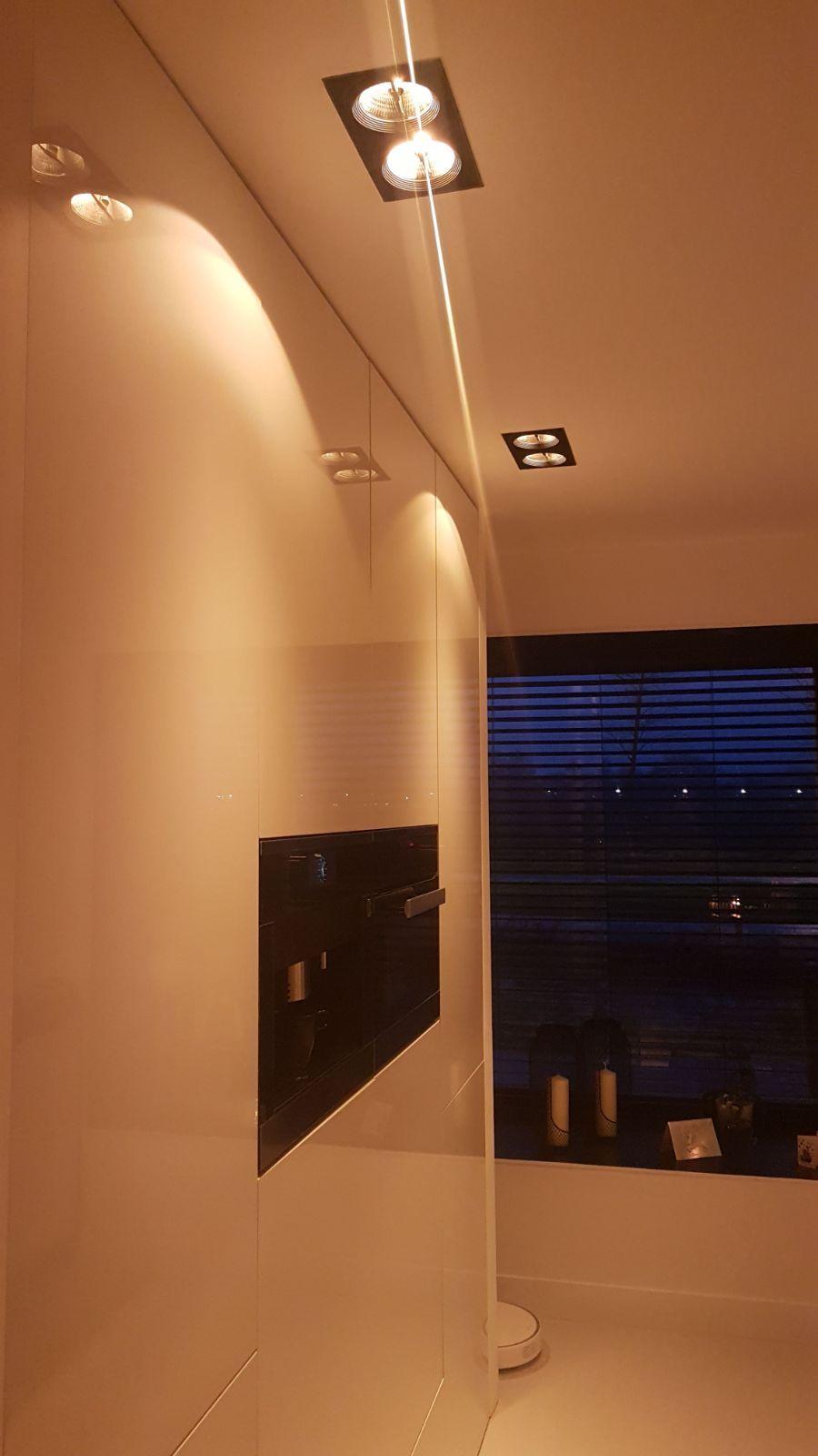 Nieuw Dutch Design Lampen Gave Zwarte Led Spots Spotjes Ingebouwd In Stucwerk Dim To Warm Meer Info Info Dutchdesignlampe Lampen Spotjes Spotjes Lampen