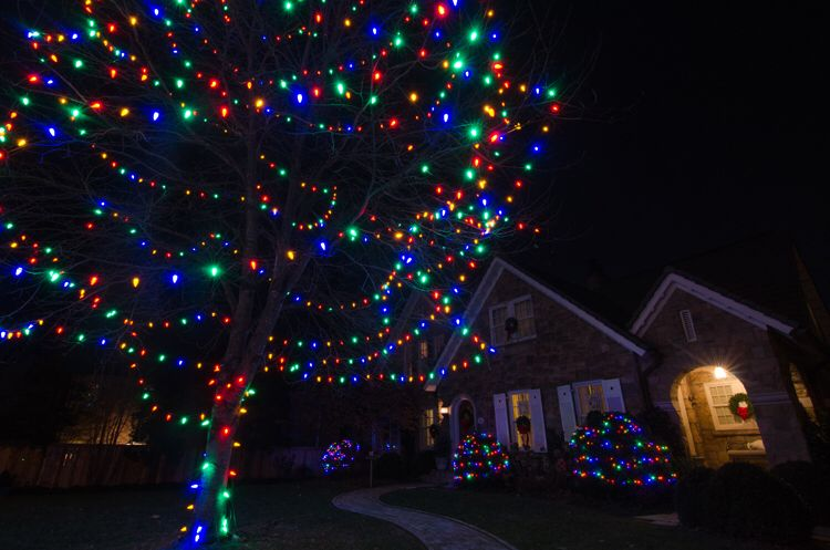 Red Blue Green Lights Led Holiday Lights White Christmas Lights Christmas Lights