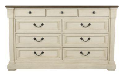 Best Ashley Bolanburg Dresser Homemakers Furniture In 2020 640 x 480