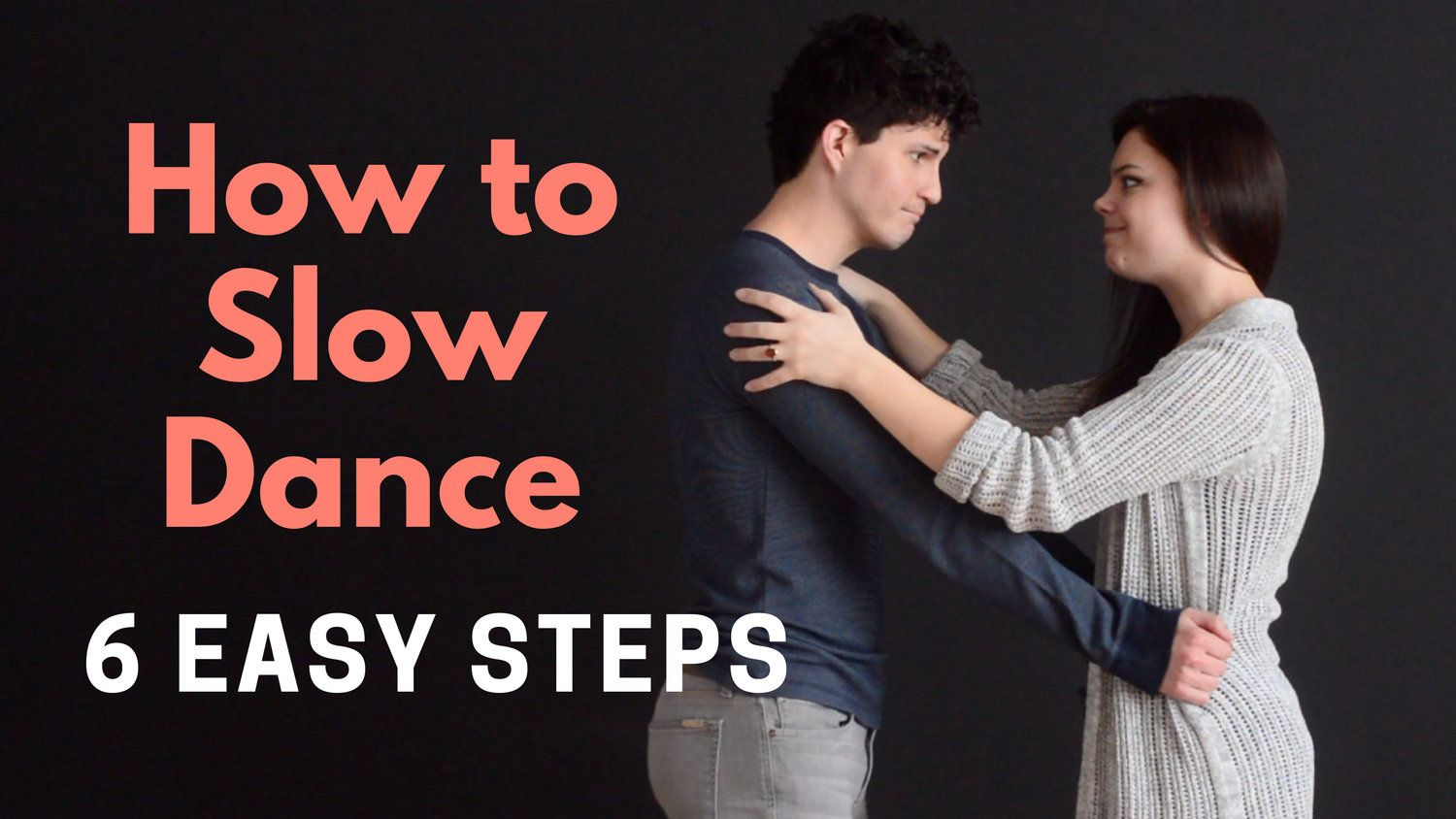 How To Slow Dance At Wedding Or Prom 6 Easy Steps With Video Instruction Duet Dance Studio Chicago Ballroom Dance In Chicago Slow Dance Slow Dance Songs Dance Steps