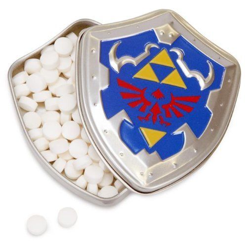 The Legend Of Zelda The Ocarina Of Time Ice Arrow Mints