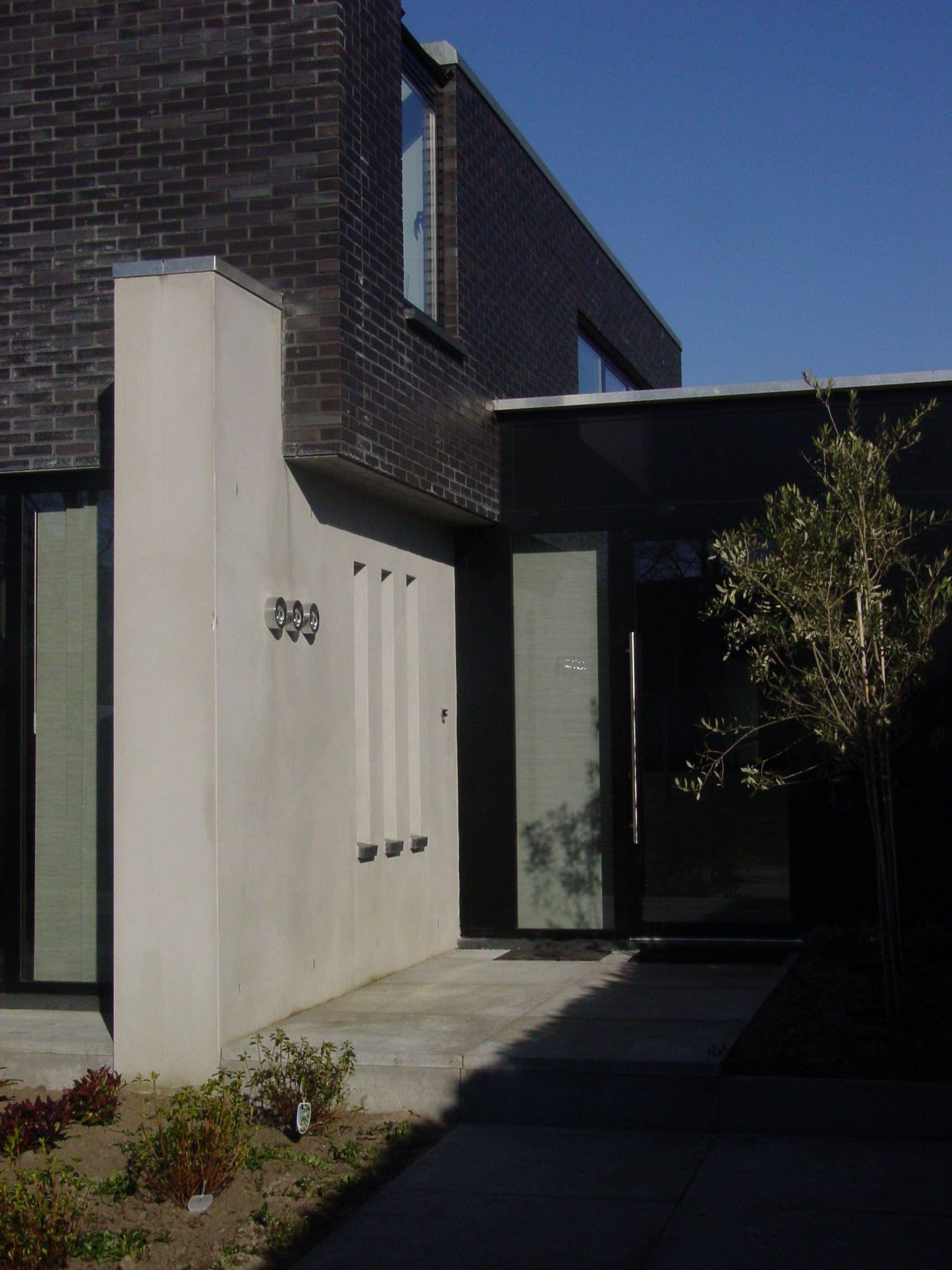 Project woonhuis te Oisterwijk