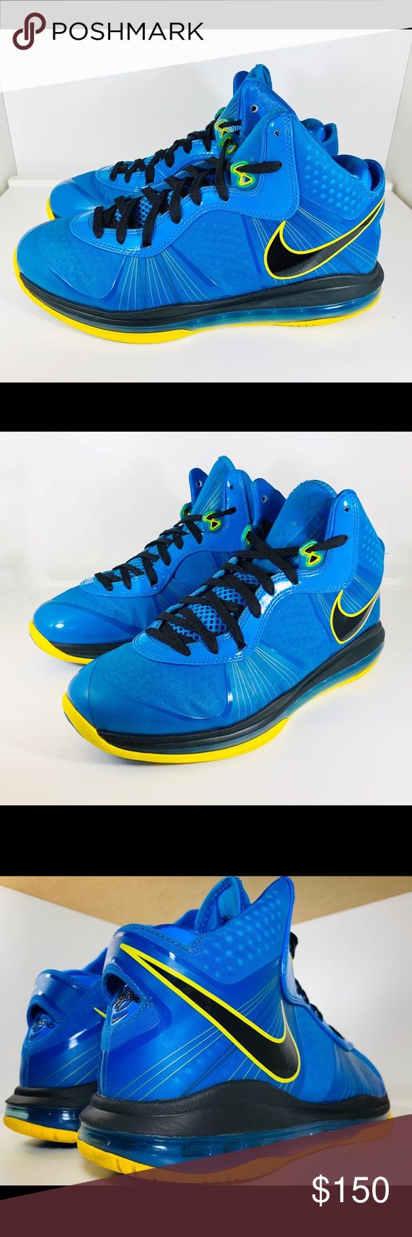 "24a95a4dddc7 Nike Lebron 8 V2 ""Entourage"" size 11 Excellent condition Nike Lebron 8 V2 "" Entourage"" men s size 11. - Condition (9 10) - minimal heel drag - no box  Nike ..."