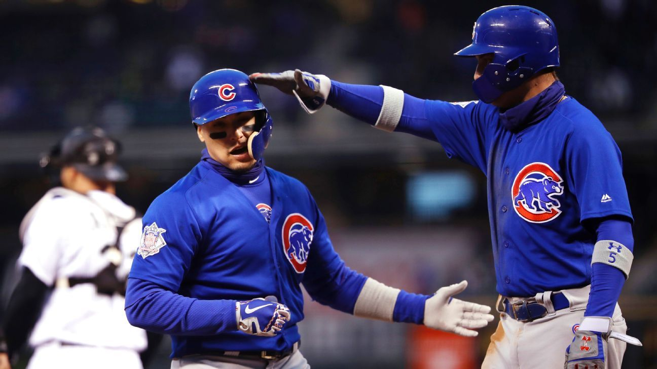 Baez Almora A Suddenly Dynamic Duo Cubs Can T Break Up Now Chicago Cubs Chicago Sports Teams Cubs