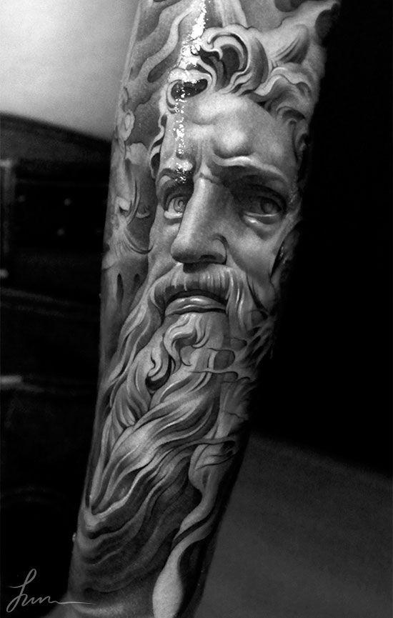 lust impressive detailed tattoos fonda lashay
