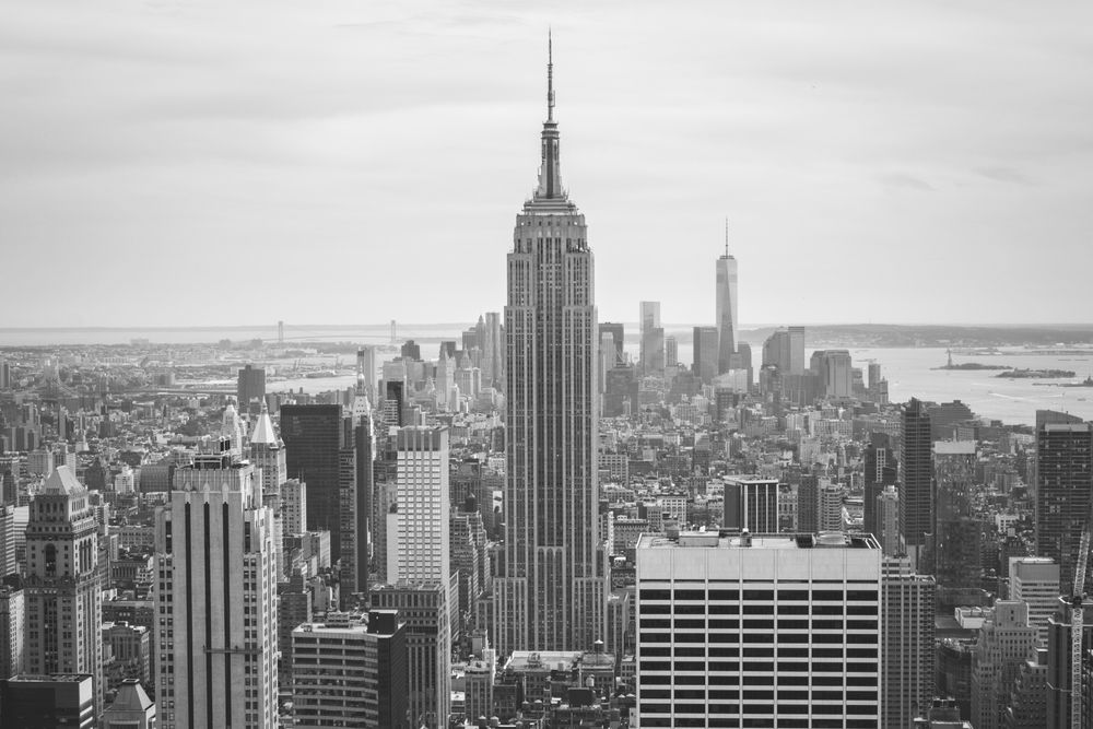 The New York Fashion Tech Lab Was Cofounded By The Partnership Fund For New York New York New York Cityscape New York State