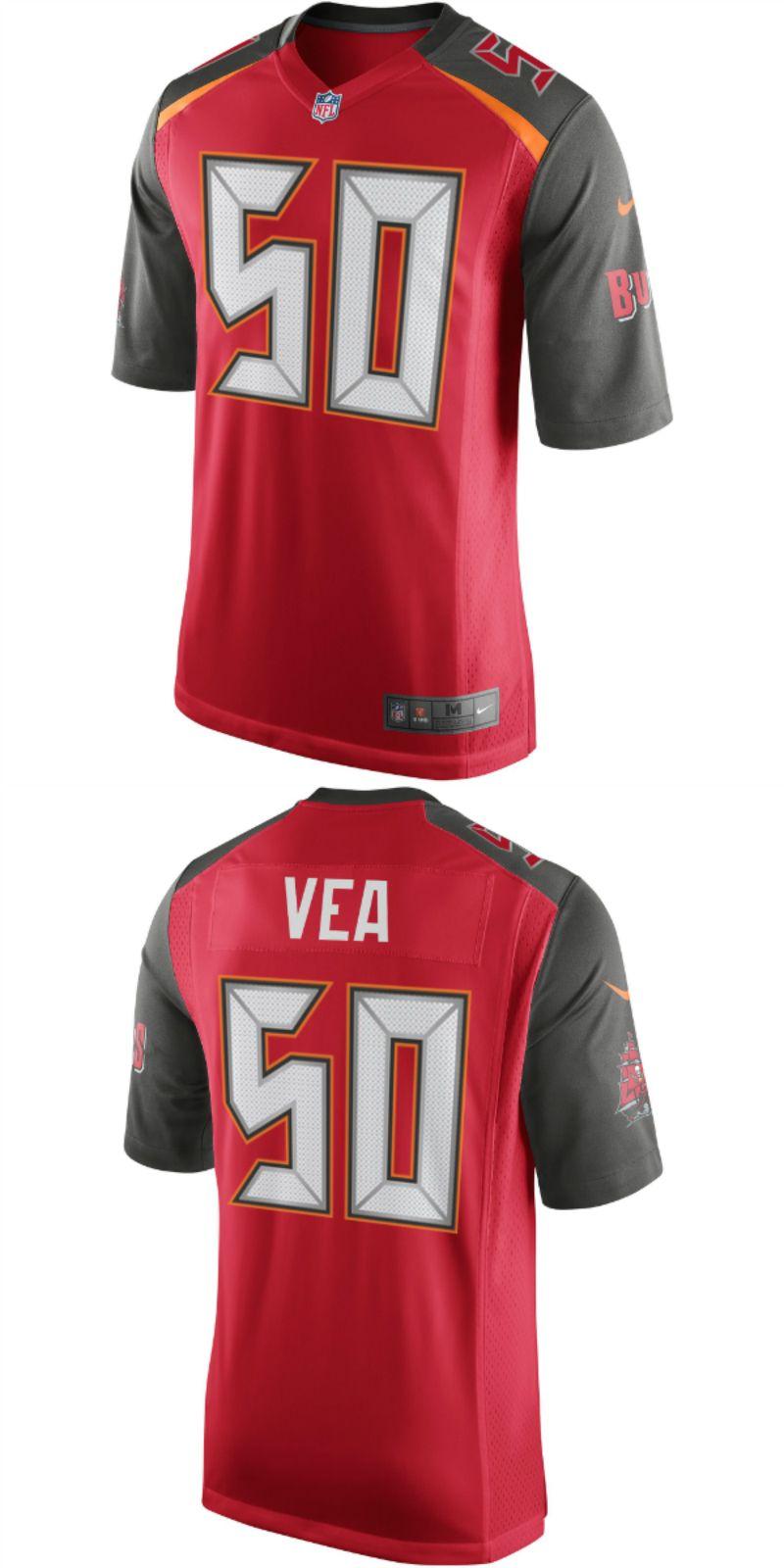 buy online 66d48 9ec26 UP TO 70% OFF. Vita Vea Tampa Bay Buccaneers Nike 2018 NFL ...