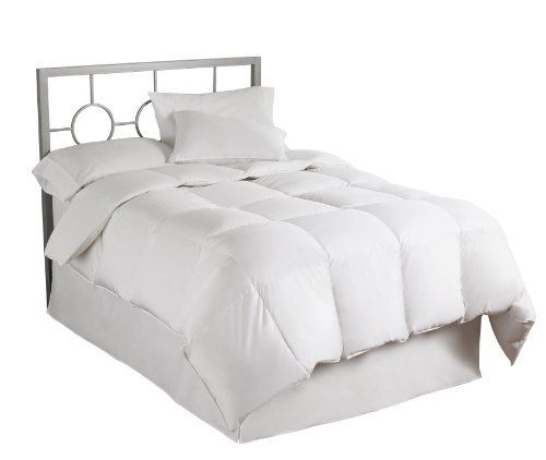 Asthma And Allergy Friendly Down Full Queen Comforter By Hollander
