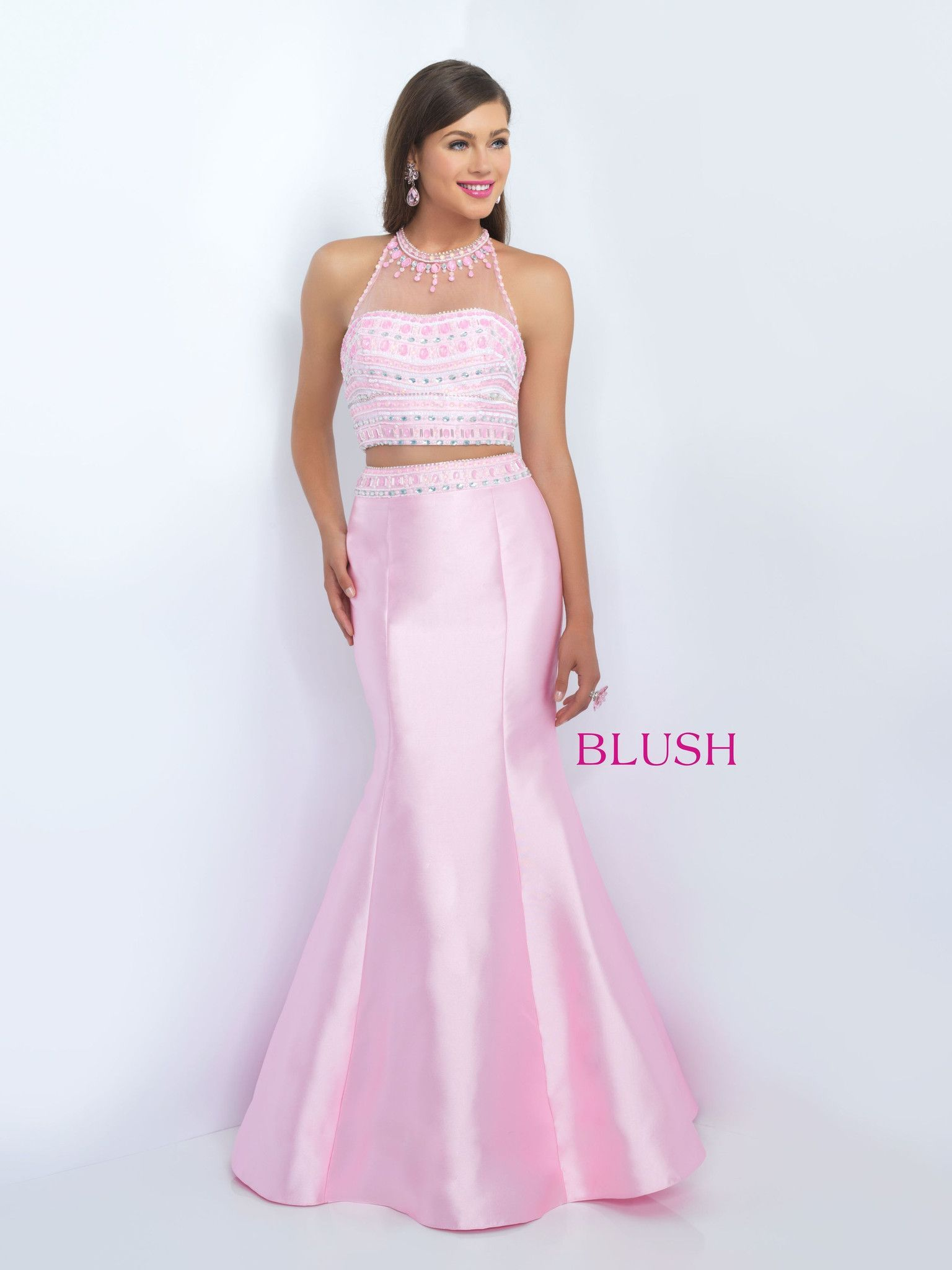 Blush prom bubblegum dresses pinterest blush prom and prom