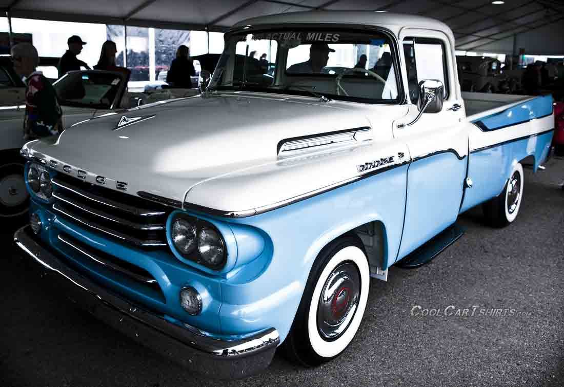 Dodge Truck 100 WOW! WOW! WOW! YOUR EYES DO NOT DECEIVE YOU ...